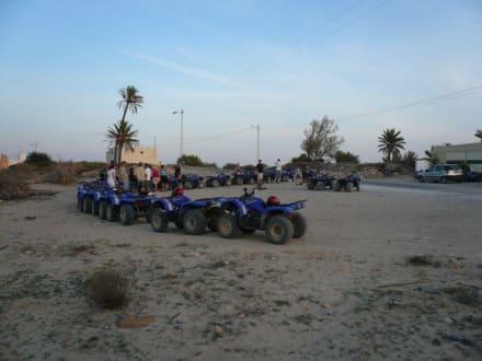 Quad fahren - Quad Tour Midoun