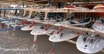 Board Vasco Renna Surfschule - Windsurfschule Vasco Renna