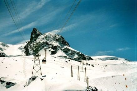 Gondel zum Klein Matterhorn - Kleines Matterhorn