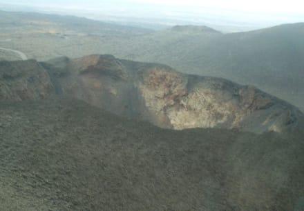 Krater - Nationalpark Timanfaya (Feuerberge)