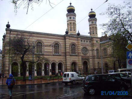Hauptgebäude der Großen Synagoge - Synagoge