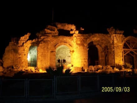 Ruine - Ruinen Side