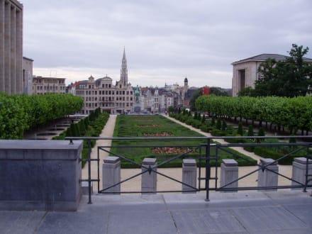 Stadt/Ort - Zentrum Brüssel