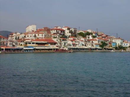 Hafen von Kokkari - Hafen Kokkari
