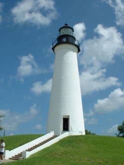 Leuchtturm Port Isabel, TX - Port Isabel Leuchtturm