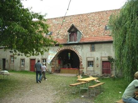 Hof des alten Schlosses - Weinfest