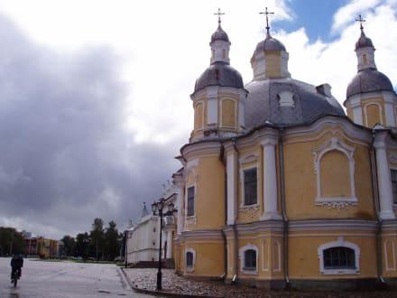 Tempel/Kirche/Grabmal - Wologdaer Kreml