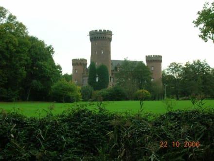 Schloss Moyland in Bedburg-Hau - Schloss Moyland