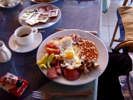 Englisches Frühstück bei Umu - Umut Pide