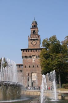 Castello Sforzesco - Castello Sforzesco