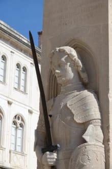 Skulptur - Altstadt Dubrovnik