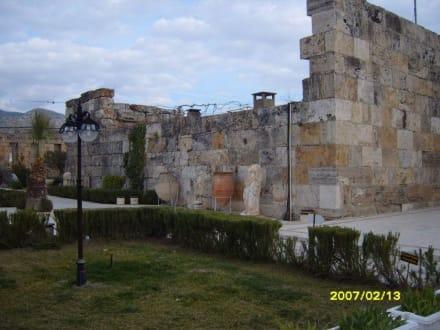 Das Museum im Hamamgebäude! - Hierapolis