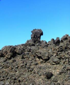 Bizarre Vulkanlandschaften mit Lavabomben - Wandern TimeforNature Tarajalejo