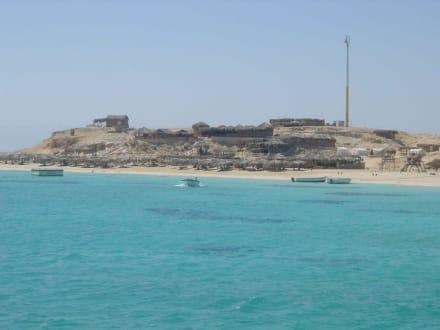 Die Giftun Insel - Tagestour - Giftun / Mahmya Inseln