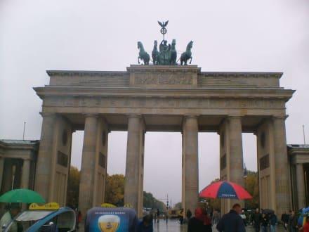 Sonstige Sehenswürdigkeit - Brandenburger Tor