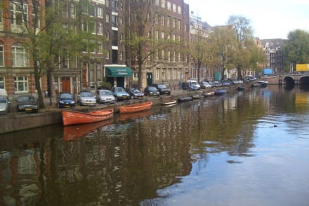 Grachten in Amsterdam - Grachten