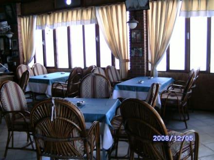 Bei Bill im Cafe/Restaurant - Bar Bill Cosby