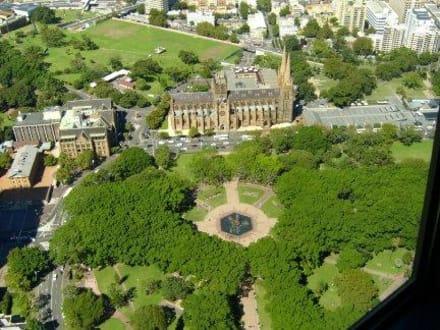 Sydney-Hyde Park - Hyde Park