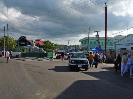 Szene - St.John's - Hafen St. John's