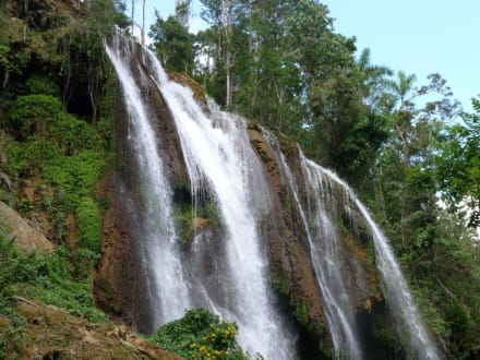 Wasserfall - Nationalpark Guanayara