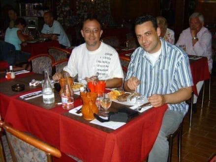Leckere Steaks im Toro Negro - Toro Negro (Kasbah)