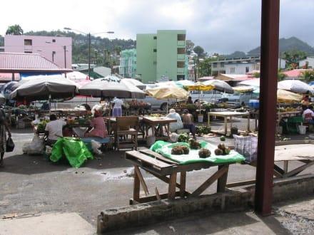 Markt für Einheimische - Markt