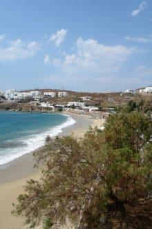Agios Stefanos - Strand Agios Stefanos Avliotes