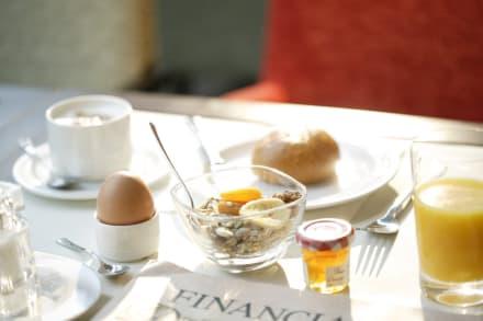 Frühstücksbuffet -