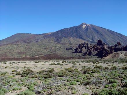 Teide Südseite - Teide Nationalpark