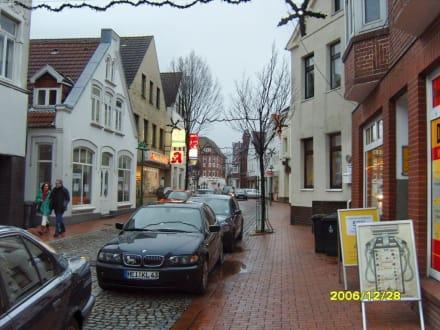 DerSchuhmacherort vom Markt aus gesehen! - Kneipen-Strasse Schumacherort