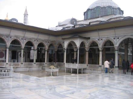 Vierter Hof  Hakimbasi - Topkapi-Palast