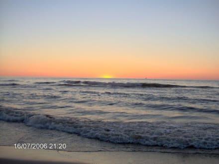Strand/Küste/Hafen - Strand Rowy