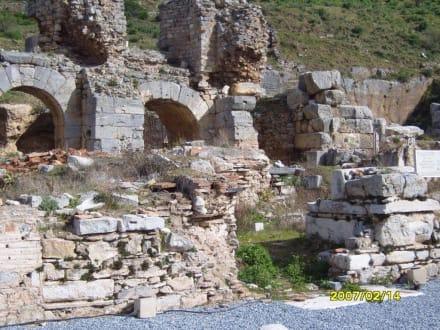 Die Varius Therme! - Antikes Ephesus