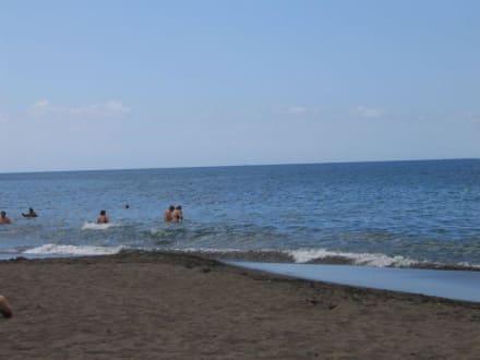 Strand von Playa Taurito - Strand Taurito