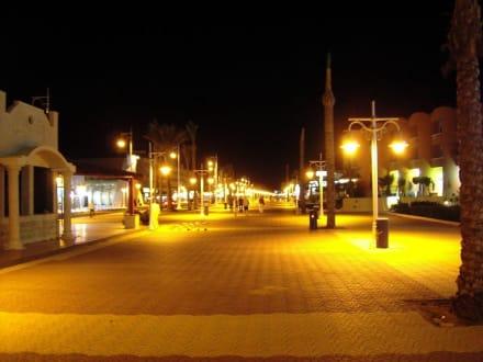 Die Promenade - Strandpromenade Hurghada