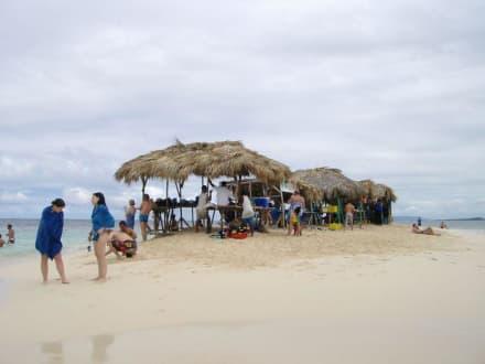 Verpflegung auf der Insel - Paradies Insel