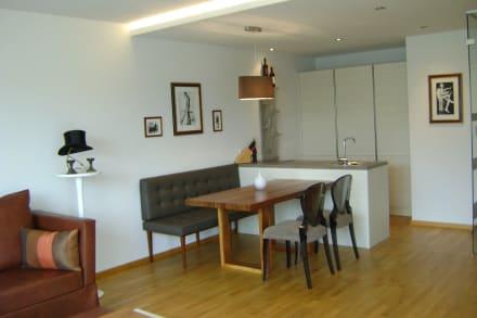 k che sitzecke bild apart hotel legend r in steindorf. Black Bedroom Furniture Sets. Home Design Ideas