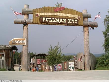Pullman City in Eging am See - Pullman City