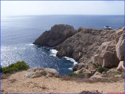Blick aufs Meer - Faro de Capdepera