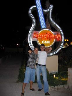 Pflichtbesuch - Hard Rock Cafe