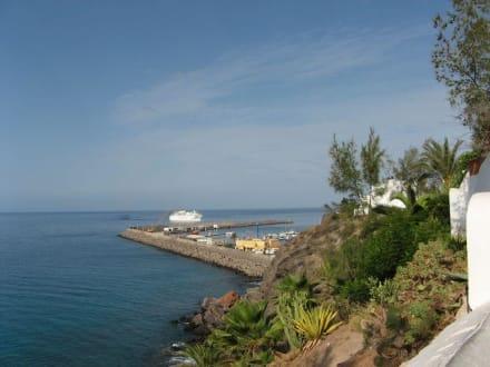 Hafen von Morro Jable - Hafen Morro Jable