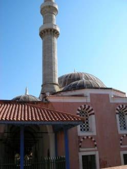 Moschee in der Altstadt - Süleyman Moschee