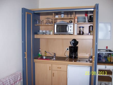 pantryk che bild apartment yachthafenresidenz in k hlungsborn mecklenburg vorpommern. Black Bedroom Furniture Sets. Home Design Ideas