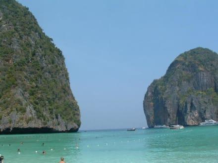 PhiPhi Maya Bay - Maya Bay / The Beach