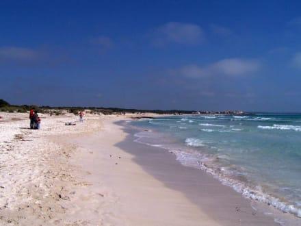 Strand in der Nähe von Es Trenc - Platja Es Trenc