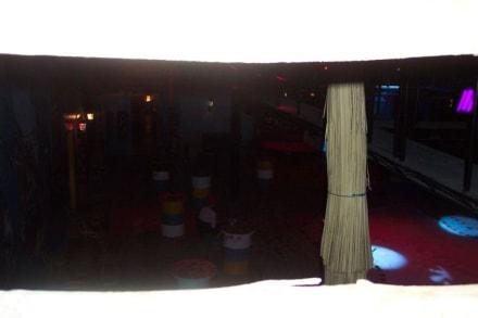 Die Tanzfläche von oben aus fotografiert - Havana Club (geschlossen)
