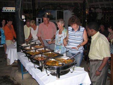 Am Buffet - African Pot