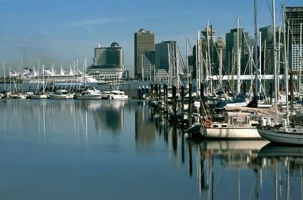 Coal Harbour - Hafen Vancouver