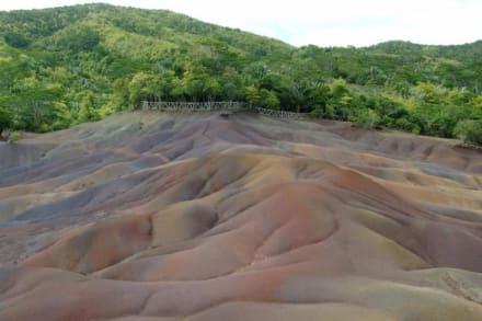 Chamarel - Siebenfarbige Erde / Terres des Sept Couleurs / Seven Coloured Earths