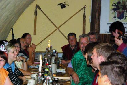 Ritteressen das Original in Uffenheim - Landgasthof Lichterhof